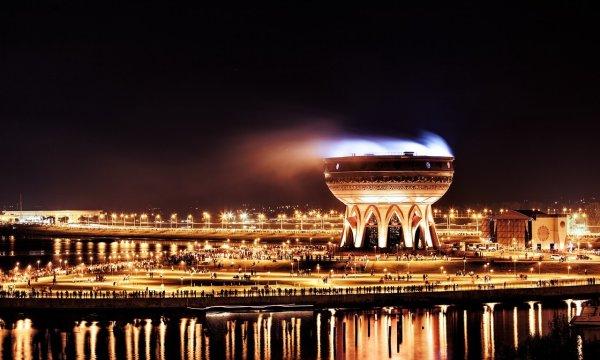 Где отдохнуть в Казани?