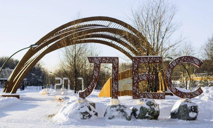 Ометьевский лес Парк