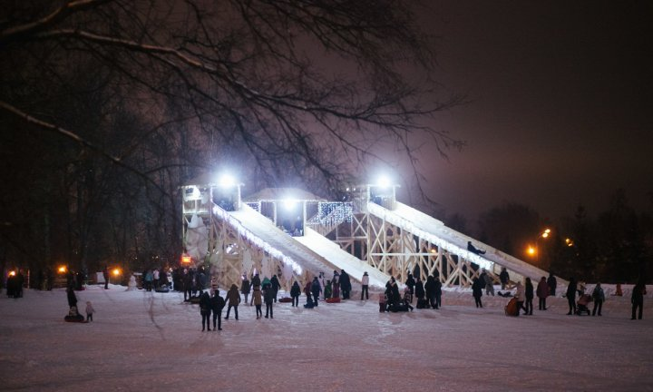 Парк Горького Казань