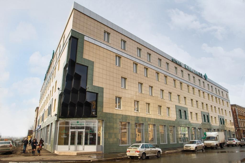 Гостиница Кристалл Казань