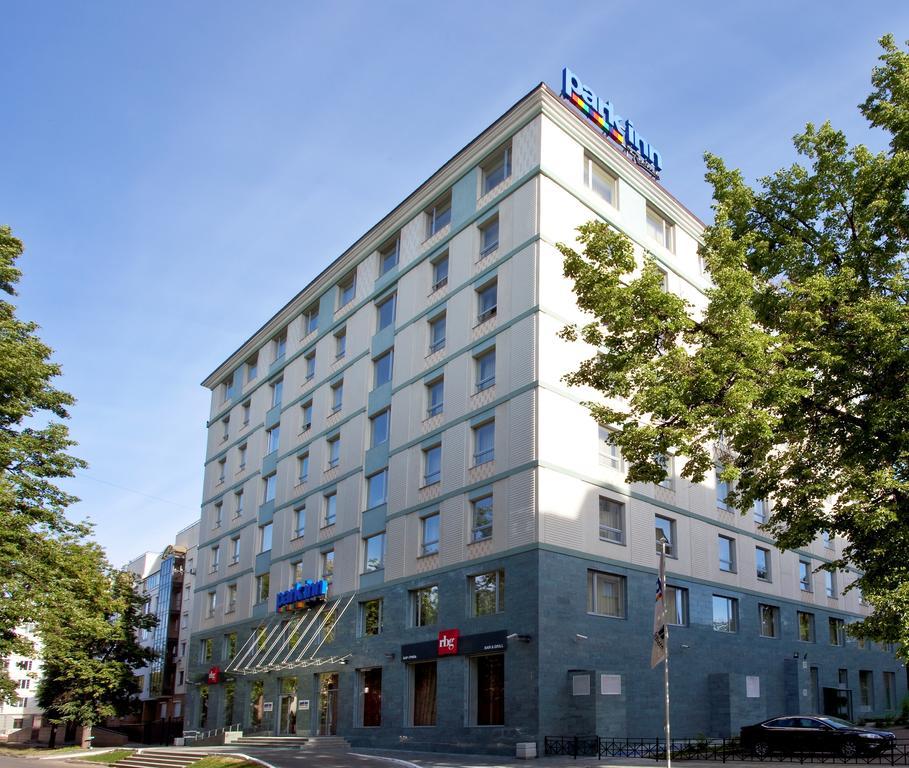 Гостиница Парк Инн